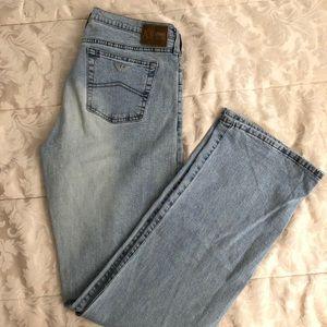 Vintage Armani straight jeans